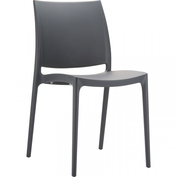 Krzesło Aruka grafitowe DK-22855