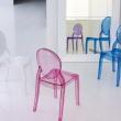 Krzesło Baby Mia transparent DK-5347