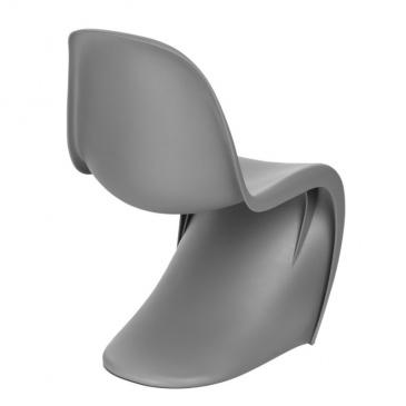 Krzesło Balance PP D2 szare