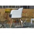 Krzesło Barone King Bath białe SI-KPW-029.BIALY