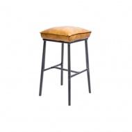 Krzesło barowe Cevan 44x44x64 cm