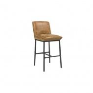 Krzesło barowe Frey 52x57x95 cm