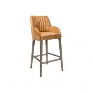 Krzesło barowe Sten 56x63x116 cm