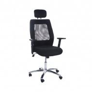 Krzesło biurowe Dublin Kokoon Design czarny
