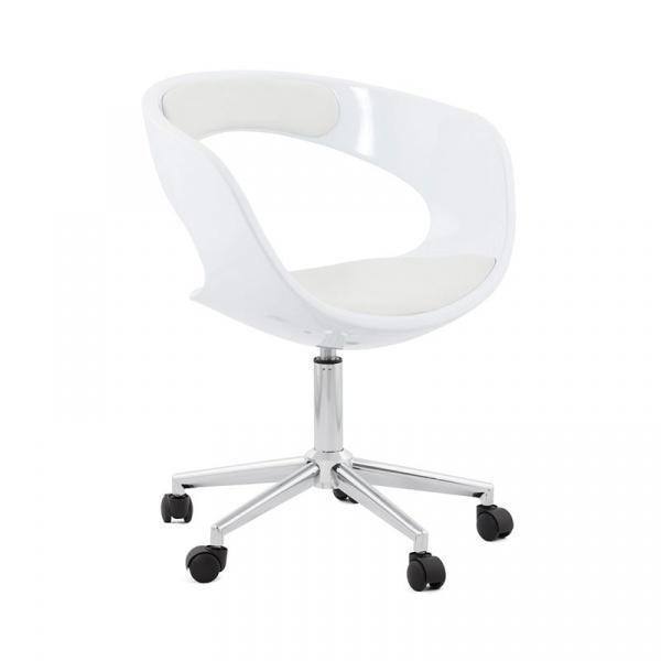 Krzesło biurowe Felix Kokoon Design biały OC00240WHWH