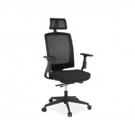 Krzesło biurowe Kokoon Design Office czarne