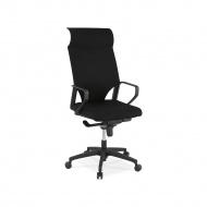 Krzesło biurowe Kokoon Design Serios 70x1298cm czarne