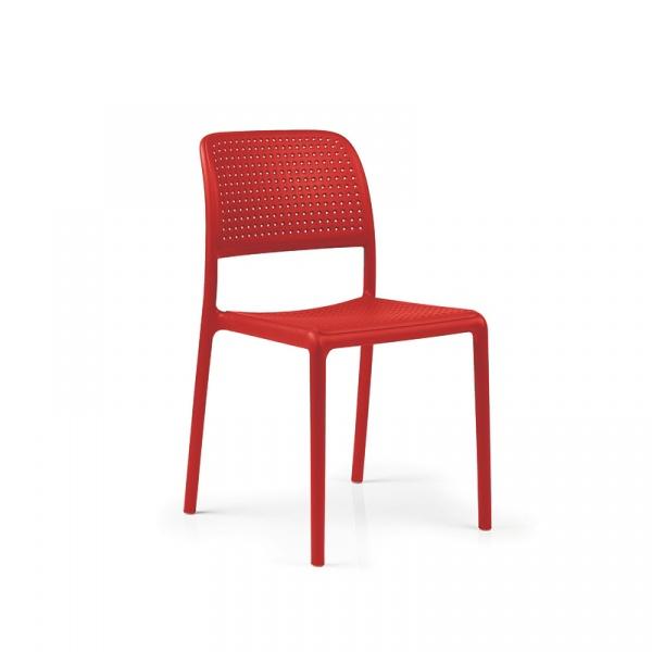 Krzesło Bora czerwone DK-25647