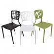 Krzesło Bush czarne DK-23793