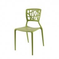 Krzesło Bush D2.Design zielone
