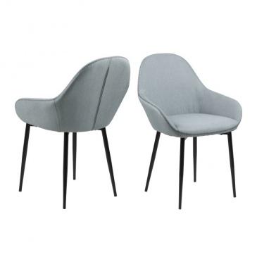Krzesło Candis Actona zielono-szare 5705994967319