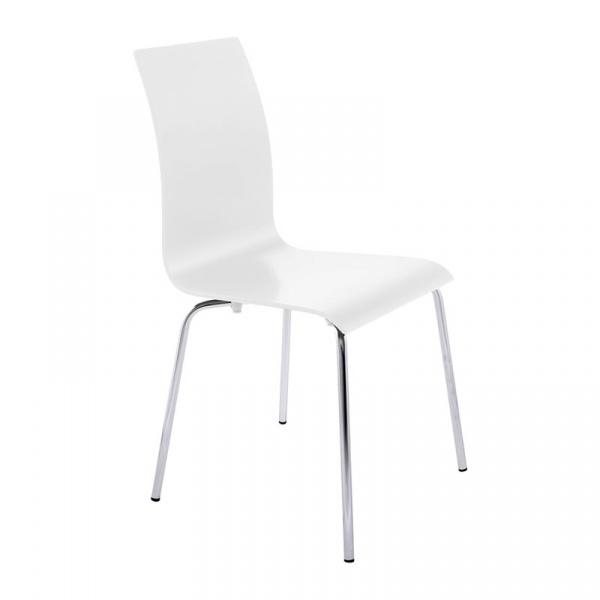 Krzesło Classic Kokoon Design biały CH00060WH