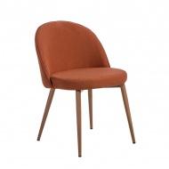 Krzesło Cone D2 pomarańczowe