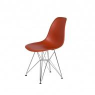 Krzesło DSR Silver King Home ceglaste