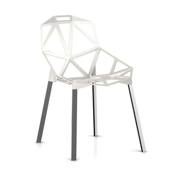 Krzesło Gap białe DK-3269