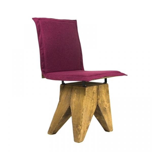 Krzesło Gie El Gont burgundy FST0164