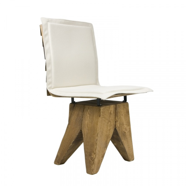 Krzesło Gie El Gont ecru FST0163