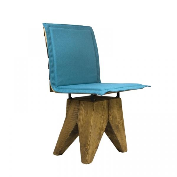 Krzesło Gie El Gont turkusowe FST0162