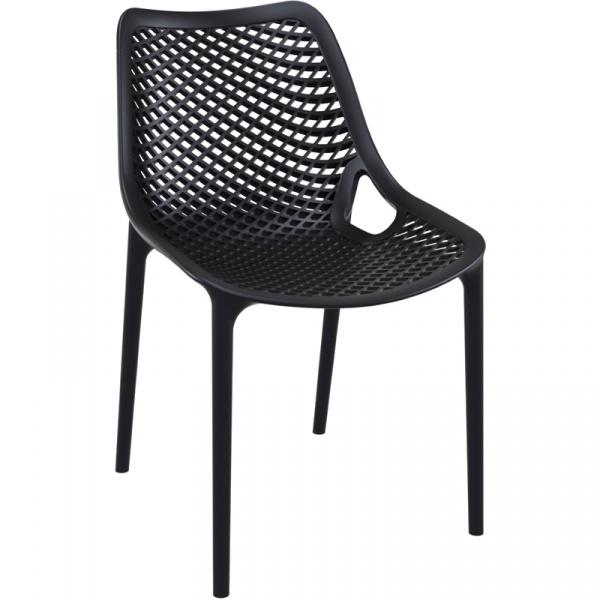 Krzesło Grid czarne DK-28522