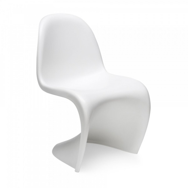Krzesło King Bath Panton białe PC-011P.BIALY
