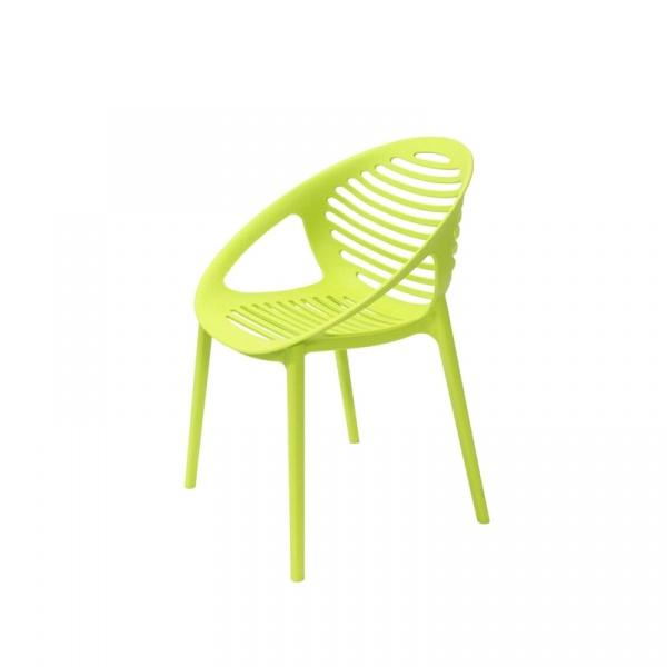 Krzesło King Bath Parilla zielone TIG.ZIELONE