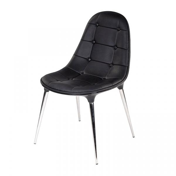 Krzesło King Bath Philippe Passion czarny A-062.CZARNY