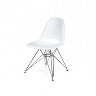 Krzesło King Home Gular DSR biały mat