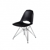 Krzesło King Home Gular DSR czarny mat