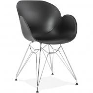 Krzesło Kokoon Design Chipie czarne