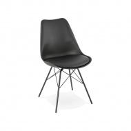 Krzesło Kokoon Design Fabrik czarne
