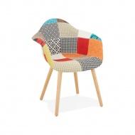Krzesło Kokoon Design Loko kolorowe