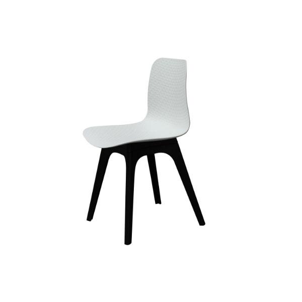 Krzesło Krado DSX King Home biały SI-KNET-07.WHITE