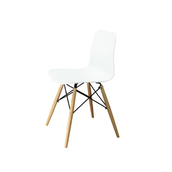 Krzesło Krado King Home biały SI-KNET-08W.WHITE