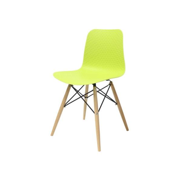 Krzesło Krado King Home zielony NET-08W.ZIELONY