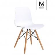Krzesło Krado Wood Modesto Design białe