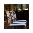Krzesło LAMA białe DK-22983