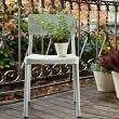 Krzesło Lisboa białe DK-5252