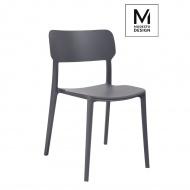 Krzesło Modesto Agat szare