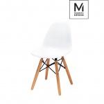 Krzesło Modesto Junior białe