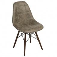 Krzesło P016W Pico D2 oliwkowe/dark