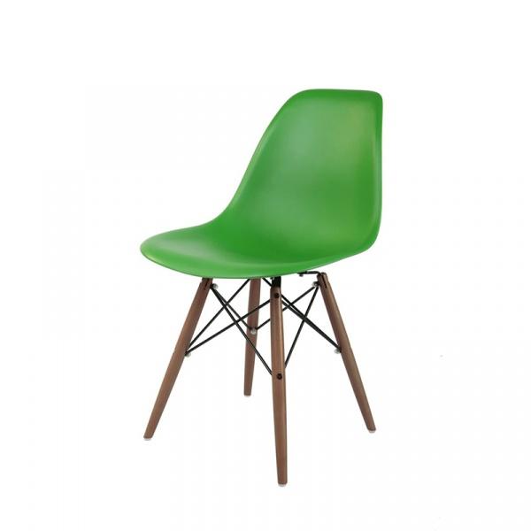 Krzesło P016W PP ciemno zielone/dark DK-63431