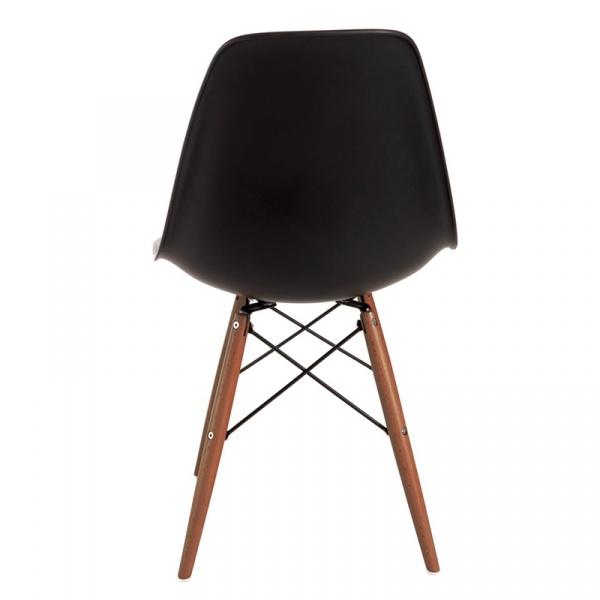 Krzesło P016W PP czarne/dark 5902385711241