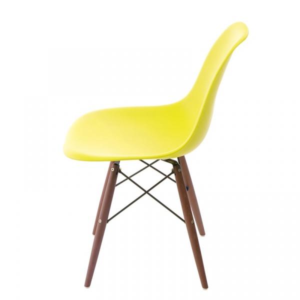 Krzesło P016W PP dark olive/dark DK-63446