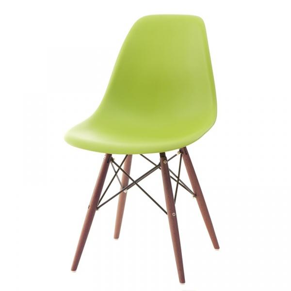 Krzesło P016W PP zielone/dark 5902385705349