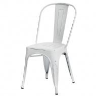 Krzesło Paris Antique białe