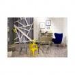 Krzesło Paris Arms żółte inspirowane Tol ix DK-41345