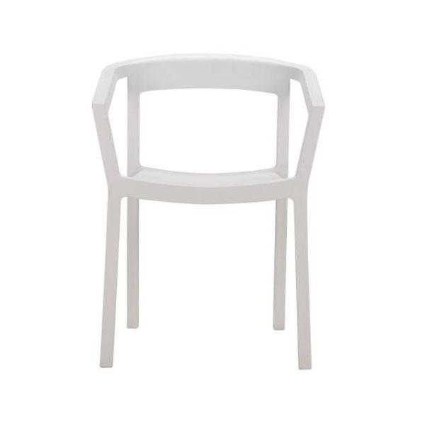 Krzesło Peach białe 8411344009185