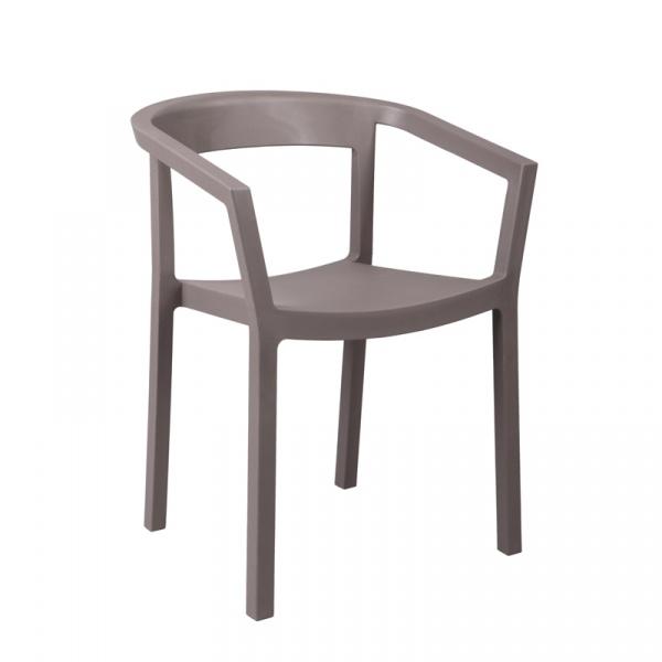Krzesło Peach chocolate DK-22977