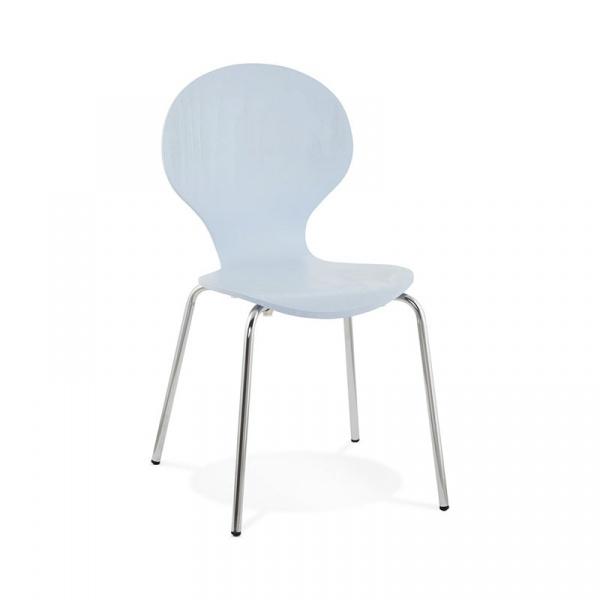 Krzesło Perry Kokoon Design szary CH01120BU