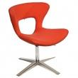 Krzesło Soft pomarańczowe DK-48841